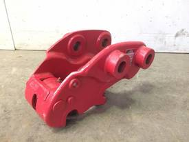 UNUSED MILLER SPRING HITCH WITH LEVER SUIT 1-2T MINI EXCAVATOR D734 - picture1' - Click to enlarge