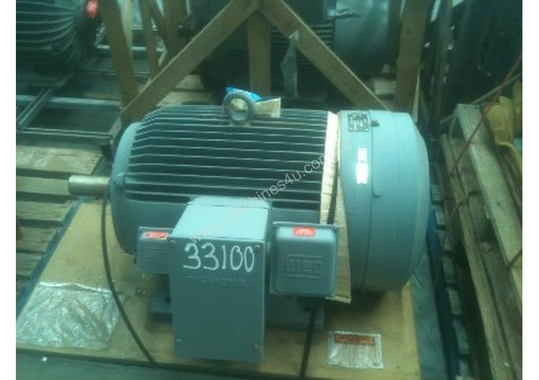 Used or unknown 90 kw 120 hp 2 pole 415 v ac electric for 120 volt ac motor