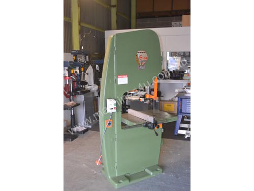 Heavy duty bandsaw , bandsaw for timber & plastics