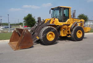 20 TONNE SITE EQUIPPED FRONT END WHEEL LOADER