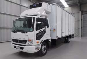 Fuso Fighter 1224 Refrigerated Truck