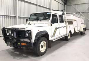 Land Rover Defender Utility Light Commercial