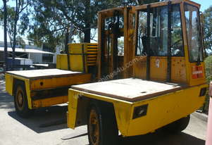 Side Loader Forklift- Baumann 6 Ton -Large Machine