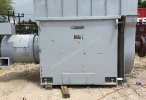 1800 kw 2500hp 6 pole Squirrel Cage Electric Motor