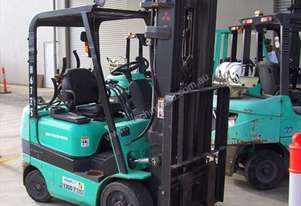 Mitsubishi 2T Forklift - Good Condition
