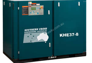 KHE Series 15 - 400kW Rotary Screw Air Compressor