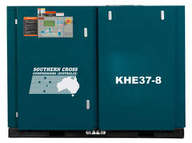 KHE Series 15 - 400kW Rotary Screw Air Compressor - picture2' - Click to enlarge