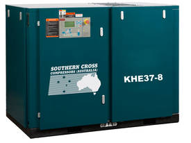 KHE Series 15 - 400kW Rotary Screw Air Compressor - picture0' - Click to enlarge