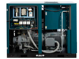 KHE Series 15 - 400kW Rotary Screw Air Compressor - picture3' - Click to enlarge