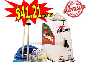 Sabrina Polivac Predator MKII with Pre-Heater Carpet & Upholstery Cleaning Business Start-Up Package