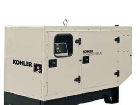 Kohler KM16IV 16kVA Diesel Backup Generator - picture0' - Click to enlarge