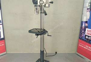 Pedestal Drill Press METEX by OPTIMUM Metal-Wood Drilling Machine 25mm MT3 12Speed 550w