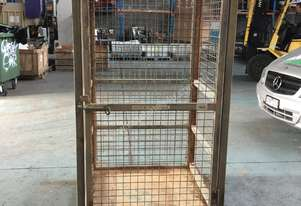 East West Engineering Crane Man Cage 750 kg rated Safety Lift work lifting