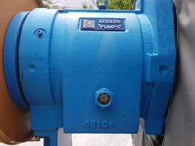350 KW 2013  Frame : 355C/D/E Electric Centrifugal Water Pump ITT Goulds Pumps 3185L 415 V 3 Phase - picture8' - Click to enlarge