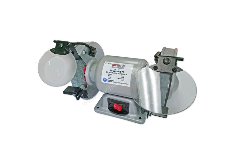 Prime 50145 150Mm 6 250 Watt Bench Grinder Caraccident5 Cool Chair Designs And Ideas Caraccident5Info