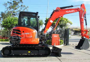 KUBOTA U55 Excavator UNUSED U55-4 MACHEXC
