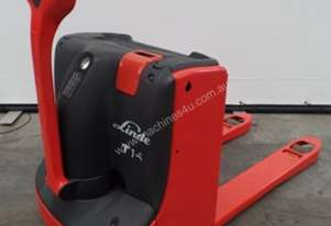 Used Forklift: T16 Genuine Pre-owned Linde 1.6t