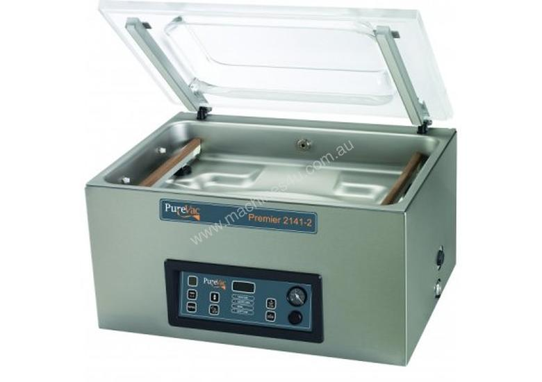 PureVac Premier2141-2 Vacuum Packaging Machine