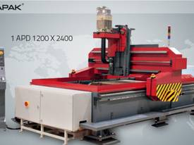 CNC Plate Drilling Machine  - picture2' - Click to enlarge