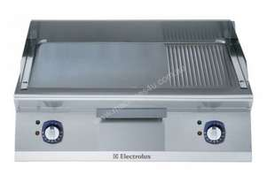 Electrolux 700XP E7FTEHSP10 800mm wide Electric Fry Top Griddle