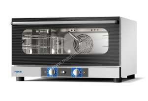 PIRON PF8003 Caboto 3 Tray Crispy Convection Humidity Oven with Inverter