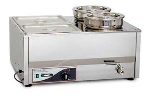 Roband BM4T Counter Top Bain Marie