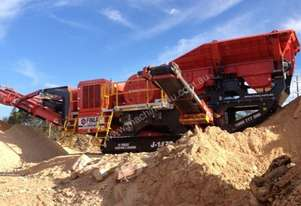 2017 Terex Finlay J1170A JAW CRUSHER