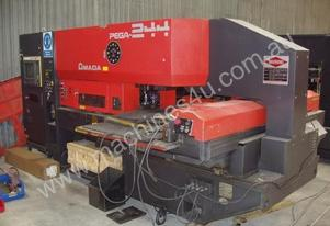 Amada Pega 244 Refurbished CNC Turret Punch Press