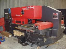 Amada Pega 244 Refurbished CNC Turret Punch Press - picture0' - Click to enlarge