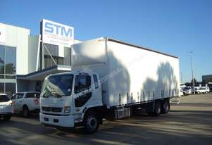 Fuso Fighter 2427 Curtainsider Truck