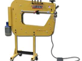 Baileigh Bead Roller (Jenny & Swage) - BR-16E-36LT, 1.6mm Capacity m/s, 915mm Throat, - picture0' - Click to enlarge