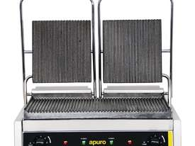 Apuro DM902-A - Bistro Contact Grill - picture0' - Click to enlarge