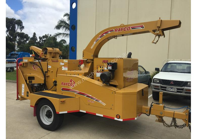 RC16.5 Wood Chipper For Sale