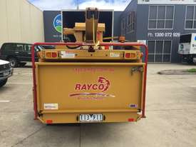 RC16.5 Wood Chipper For Sale - picture2' - Click to enlarge