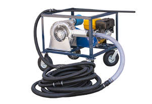 Blower with 15hp Engine for Blowing Down Machineries