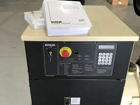 Kohler 125kVA 125RZGC Gas Generator - LPG Natural Gas - picture5' - Click to enlarge