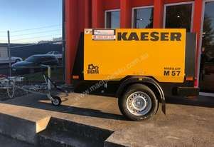 Brand New Kaeser M57 Diesel Air Compressor, 200cfm