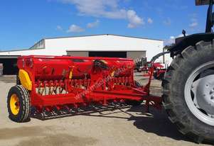 2018 AGROMASTER BM 24 SINGLE DISC SEED DRILL (4.2M)