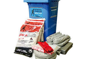 General Purpose Spill Kit – 247L absorbent capacity
