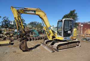 2007 Sumitomo SH80-3 Excavator *CONDITIONS APPLY*