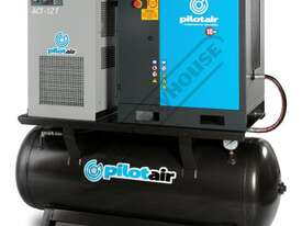PAC7.5-RM-D Rotary Screw Air Compressor 1002L/Min. 35.3CFM  10 Bar Includes Integrated Air Dryer - picture0' - Click to enlarge