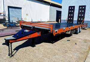 NEW 2020 FWR ELITE Tandem Axle Tag Trailer with EBS
