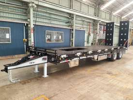 NEW 2019 FWR ELITE Tandem Axle Tag Trailer - picture0' - Click to enlarge