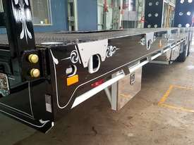 NEW 2019 FWR ELITE Tandem Axle Tag Trailer - picture2' - Click to enlarge