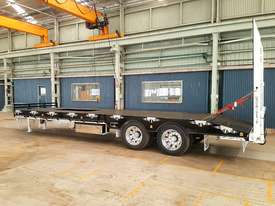 NEW 2019 FWR ELITE Tandem Axle Tag Trailer - picture8' - Click to enlarge