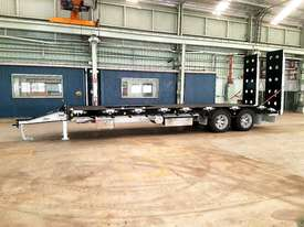NEW 2019 FWR ELITE Tandem Axle Tag Trailer - picture10' - Click to enlarge