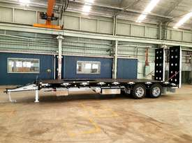 NEW 2019 FWR ELITE Tandem Axle Tag Trailer - picture11' - Click to enlarge
