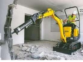 Wacker Neuson 803(1T) Excavator with Trailer - picture10' - Click to enlarge