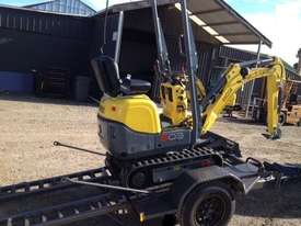 Wacker Neuson 803(1T) Excavator with Trailer - picture13' - Click to enlarge