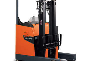 Toyota 1.2 - 2.0 Tonne 8-Series Stand Up Forklift